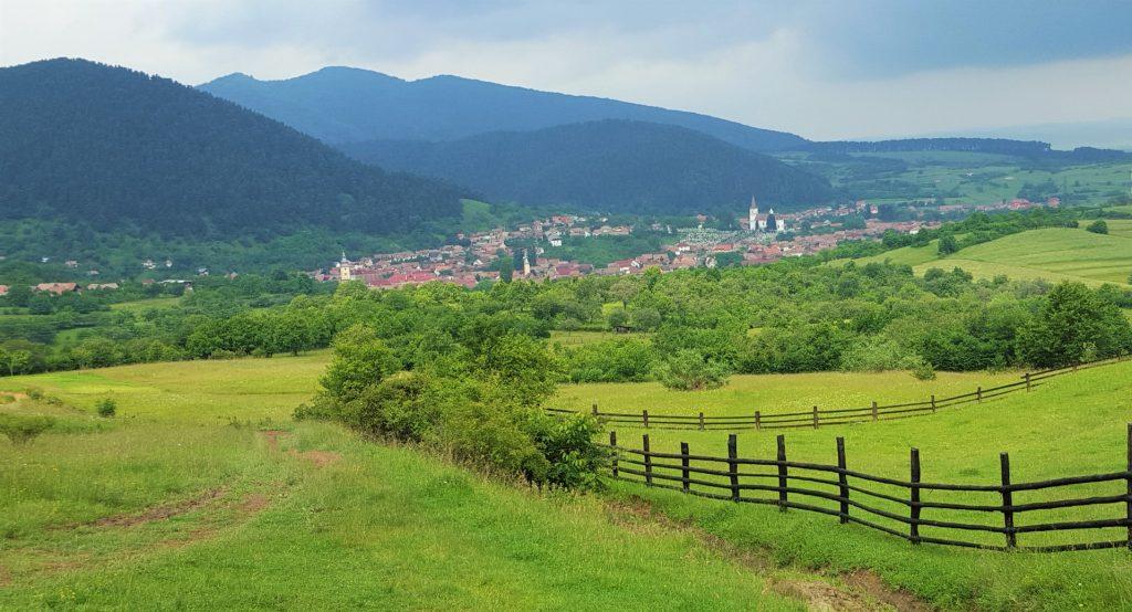 Rasinari Transilvania