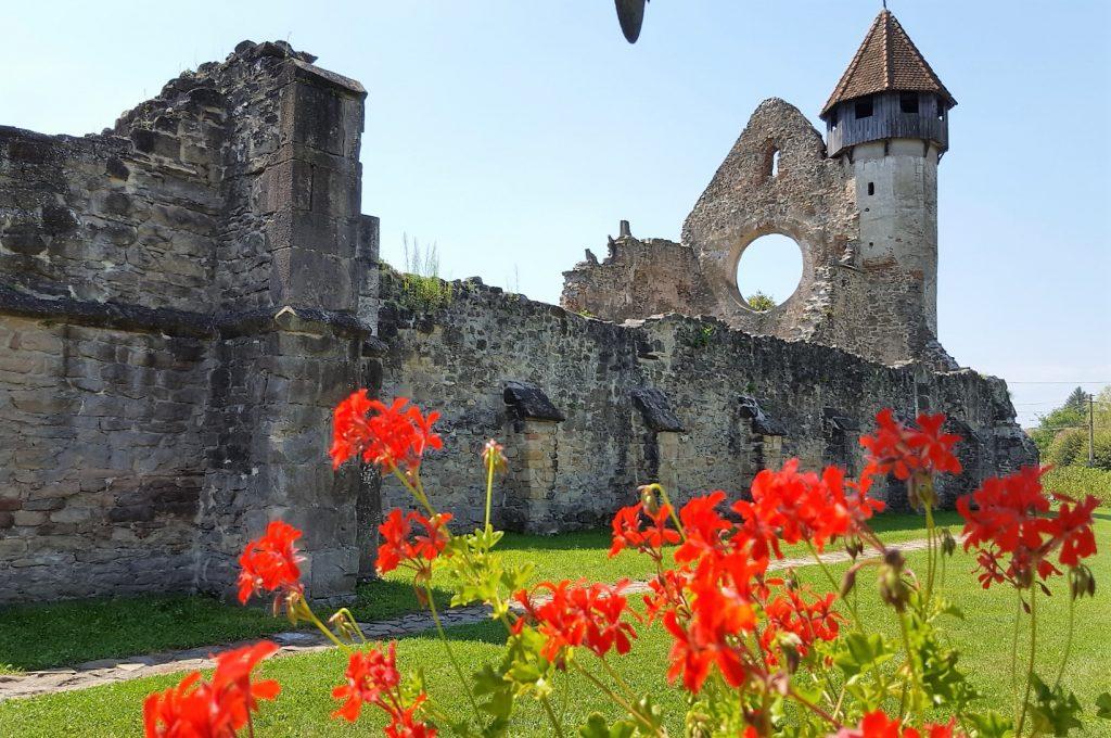 Carta Cistercian Abbey Romania