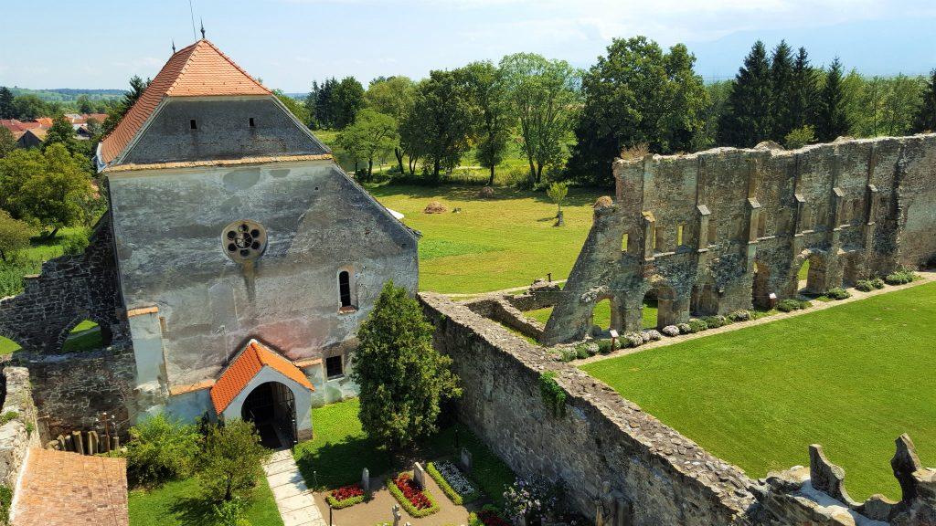 Carta Monastery Romania