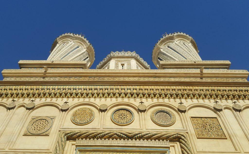 Manastirea Curtea de Arges Romania